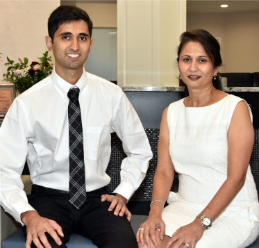 Hilliard Dentist Dr. Desai